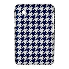 Houndstooth Midnight Samsung Galaxy Tab 2 (7 ) P3100 Hardshell Case