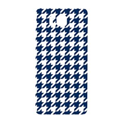 Houndstooth Midnight Samsung Galaxy Alpha Hardshell Back Case