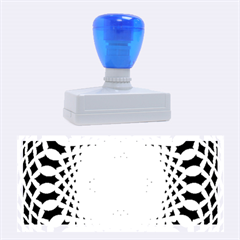 Swirling Dreams, Blue Rubber Stamps (large)