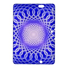 Swirling Dreams, Blue Kindle Fire HDX 8.9  Hardshell Case