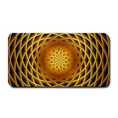 Swirling Dreams, Golden Medium Bar Mats