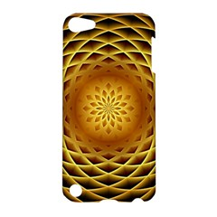 Swirling Dreams, Golden Apple iPod Touch 5 Hardshell Case