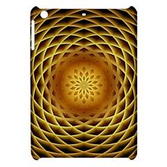 Swirling Dreams, Golden Apple iPad Mini Hardshell Case