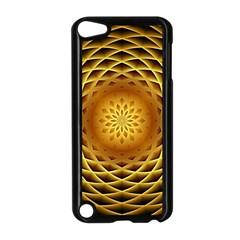 Swirling Dreams, Golden Apple iPod Touch 5 Case (Black)