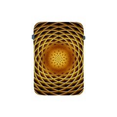Swirling Dreams, Golden Apple iPad Mini Protective Soft Cases