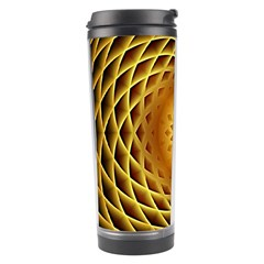 Swirling Dreams, Golden Travel Tumblers