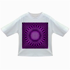 Swirling Dreams, Hot Pink Infant/toddler T Shirts