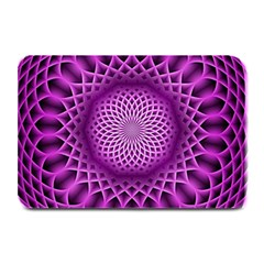 Swirling Dreams, Hot Pink Plate Mats