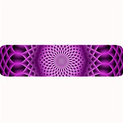 Swirling Dreams, Hot Pink Large Bar Mats