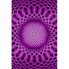 Swirling Dreams, Hot Pink 5 5  X 8 5  Notebooks