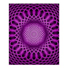 Swirling Dreams, Hot Pink Shower Curtain 60  X 72  (medium)
