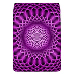 Swirling Dreams, Hot Pink Flap Covers (L)