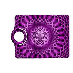 Swirling Dreams, Hot Pink Kindle Fire HD (2013) Flip 360 Case