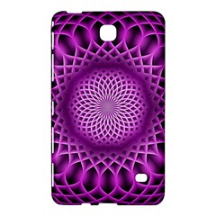 Swirling Dreams, Hot Pink Samsung Galaxy Tab 4 (7 ) Hardshell Case