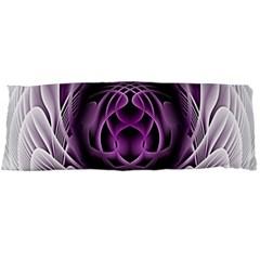 Swirling Dreams, Purple Body Pillow Cases (Dakimakura)