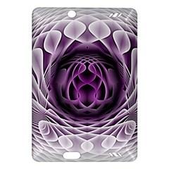 Swirling Dreams, Purple Kindle Fire HD (2013) Hardshell Case