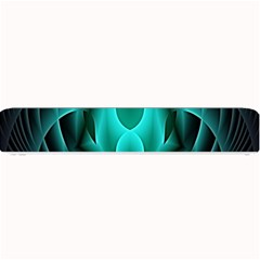 Swirling Dreams, Teal Small Bar Mats