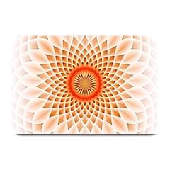 Swirling Dreams,peach Plate Mats