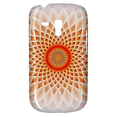 Swirling Dreams,peach Samsung Galaxy S3 MINI I8190 Hardshell Case