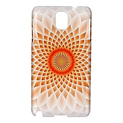 Swirling Dreams,peach Samsung Galaxy Note 3 N9005 Hardshell Case
