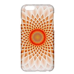 Swirling Dreams,peach Apple iPhone 6 Plus/6S Plus Hardshell Case