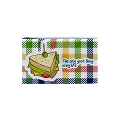 Sandwich Cosmetic Bag (xs)