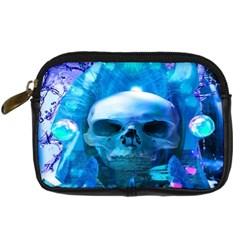 Skull Worship Digital Camera Cases