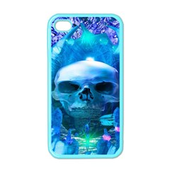 Skull Worship Apple iPhone 4 Case (Color)