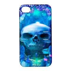 Skull Worship Apple iPhone 4/4S Hardshell Case with Stand