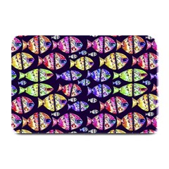 Colorful Fishes Pattern Design Plate Mats