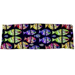 Colorful Fishes Pattern Design Body Pillow Cases Dakimakura (two Sides)
