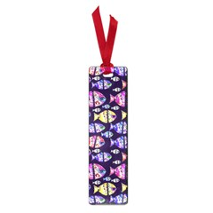 Colorful Fishes Pattern Design Small Book Marks
