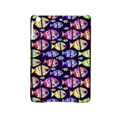 Colorful Fishes Pattern Design iPad Mini 2 Hardshell Cases