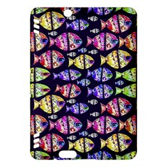 Colorful Fishes Pattern Design Kindle Fire HDX Hardshell Case
