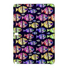 Colorful Fishes Pattern Design Samsung Galaxy Tab Pro 12.2 Hardshell Case