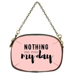 Nothing Can Ruin My Day Chain Purse (Two Sided)