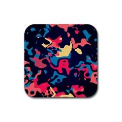 Chaos Rubber Coaster (Square)