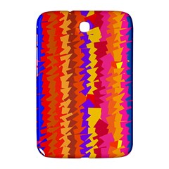 Colorful pieces Samsung Galaxy Note 8.0 N5100 Hardshell Case