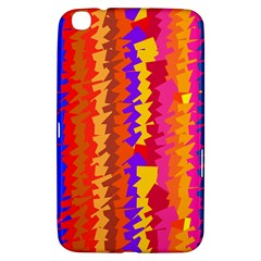 Colorful Pieces Samsung Galaxy Tab 3 (8 ) T3100 Hardshell Case