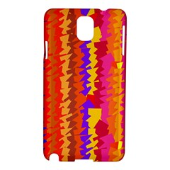 Colorful Pieces Samsung Galaxy Note 3 N9005 Hardshell Case