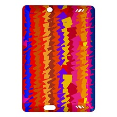 Colorful pieces Kindle Fire HD (2013) Hardshell Case