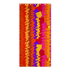 Colorful Piecesshower Curtain 36  X 72