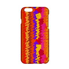 Colorful pieces Apple iPhone 6 Hardshell Case