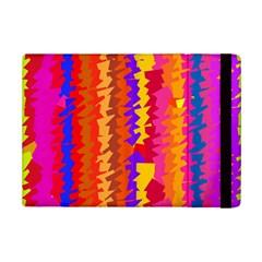 Colorful Piecesapple Ipad Mini 2 Flip Case