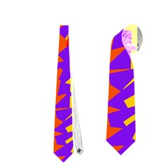 Colorful pieces Necktie
