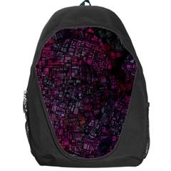 Fantasy City Maps 1 Backpack Bag