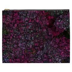 Fantasy City Maps 1 Cosmetic Bag (XXXL)