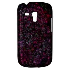 Fantasy City Maps 1 Samsung Galaxy S3 MINI I8190 Hardshell Case