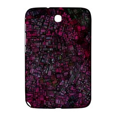 Fantasy City Maps 1 Samsung Galaxy Note 8.0 N5100 Hardshell Case