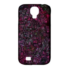 Fantasy City Maps 1 Samsung Galaxy S4 Classic Hardshell Case (PC+Silicone)